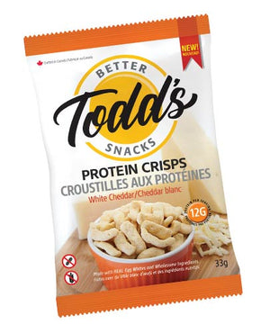 Todd's Protein Crisps (33 g)
