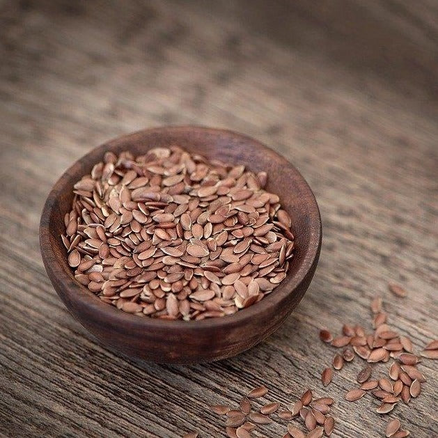 Daybreak Mill - Organic Flax: Brown Flaxseed
