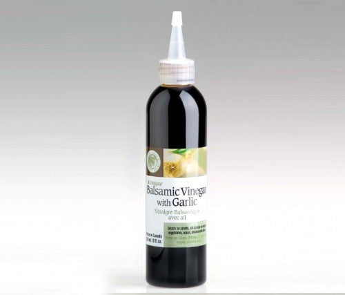The Garlic Box - Balsamic Vinegar with Garlic (250 mL)