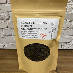 Against The Grain - Organic Wild Rice
