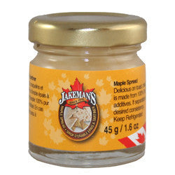 Jakeman's Maple Products - Maple Butter (45g)
