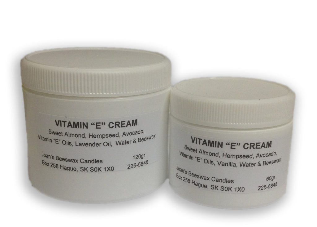 Joan's Beeswax - Vitamin E Cream
