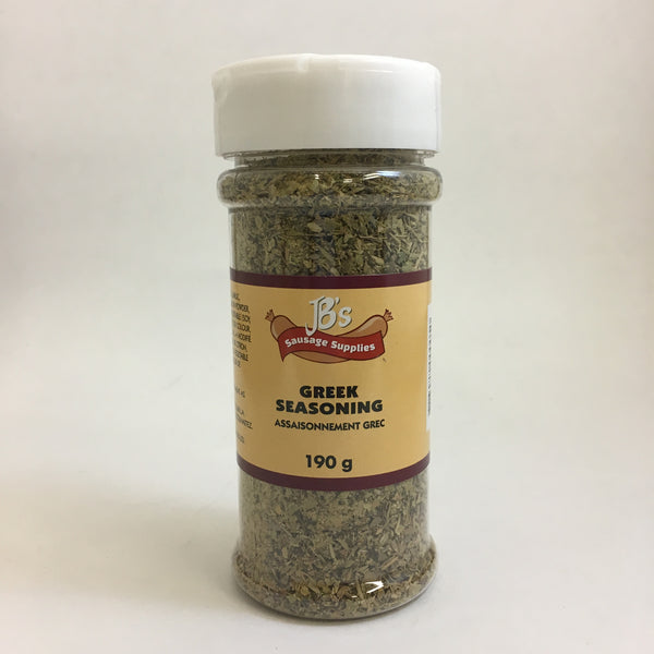 JB's Sausage Supplies - Greek Steak Seasoning (190 g)