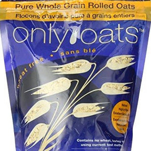 Only Oats - Pure Whole Grain Rolled Oats (1kg)
