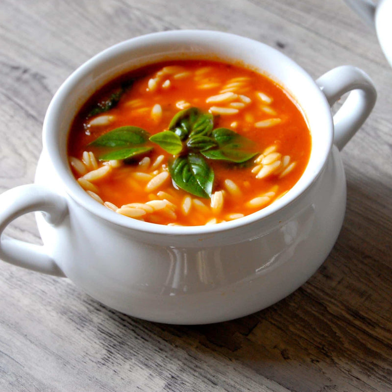 Pitch Kitchen - Frozen Soup: Tomato Orzo (1 L)