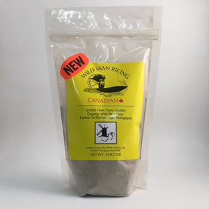 Wild Man Ricing - Wild Rice Flour (454g)