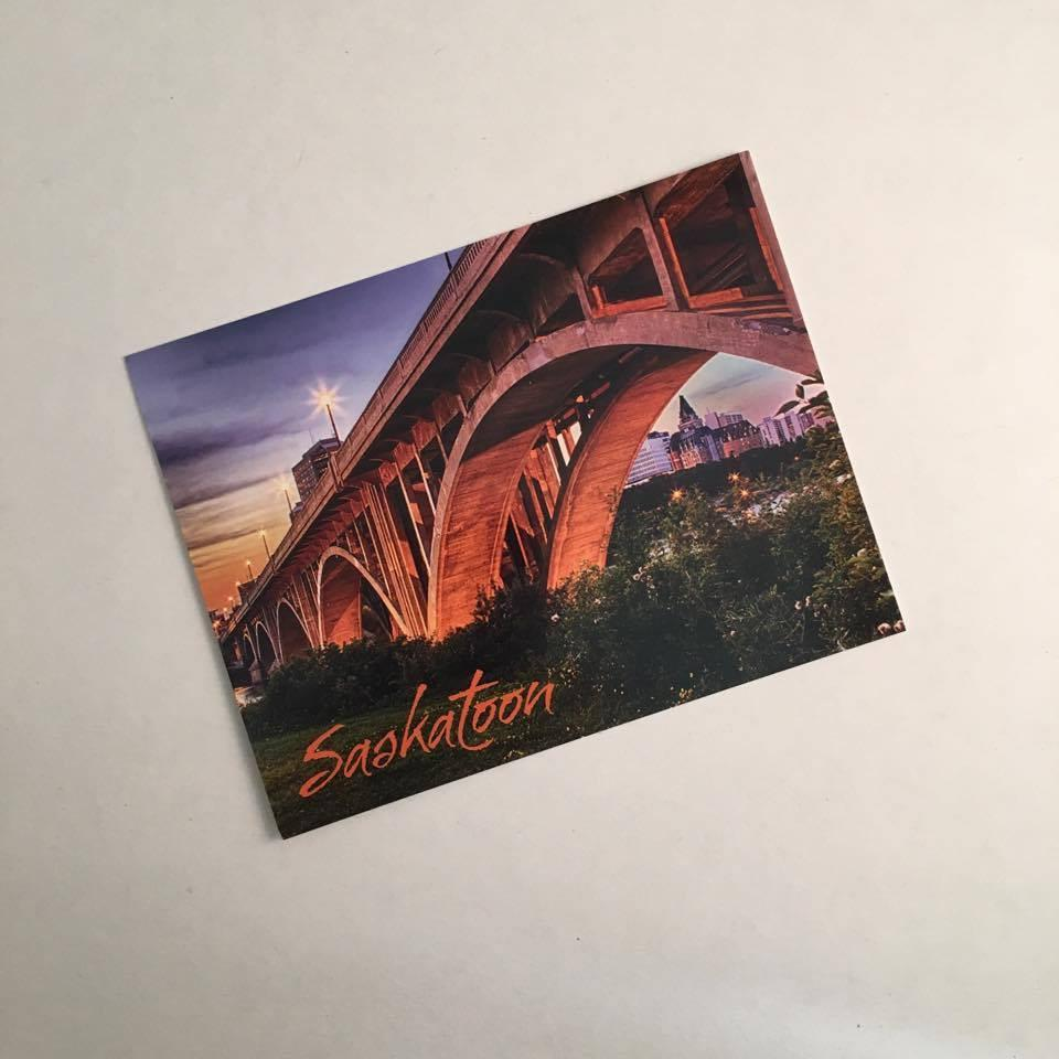 Scott Prokop Photography - Postcard: Saskatoon