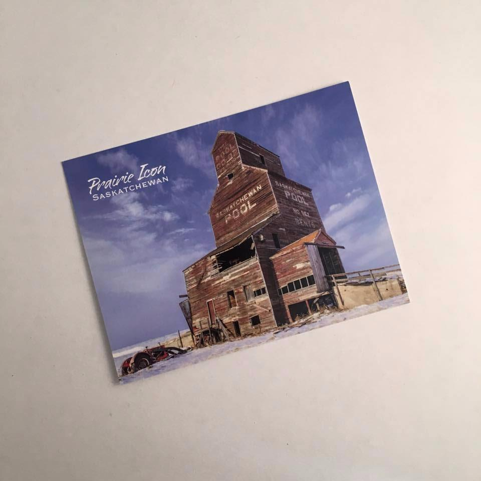 Scott Prokop Photography - Postcard: Saskatchewan Prairie Icon 3