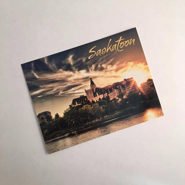 Scott Prokop Photography - Postcard: Saskatoon Bessborough