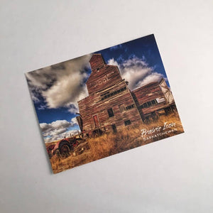 Scott Prokop Photography - Postcard: Saskatchewan Prairie Icon