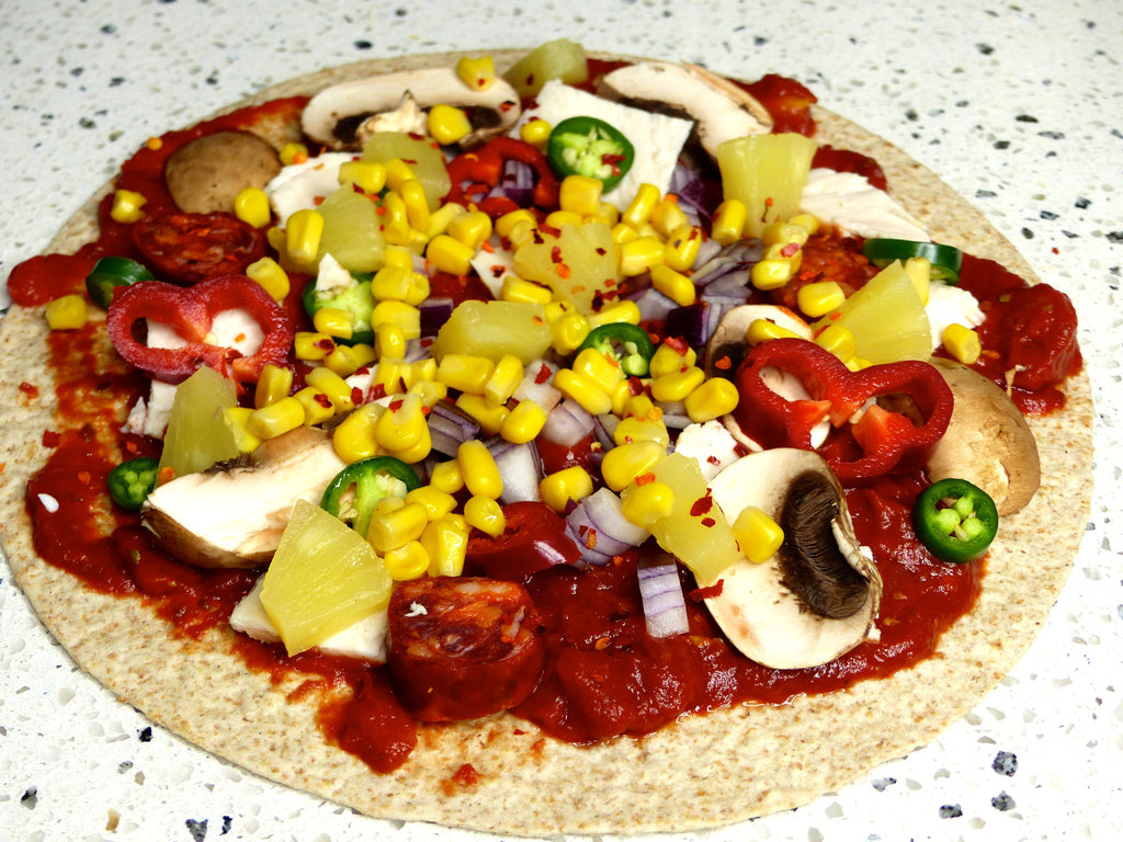 The Miss Fit Skinny Pizza