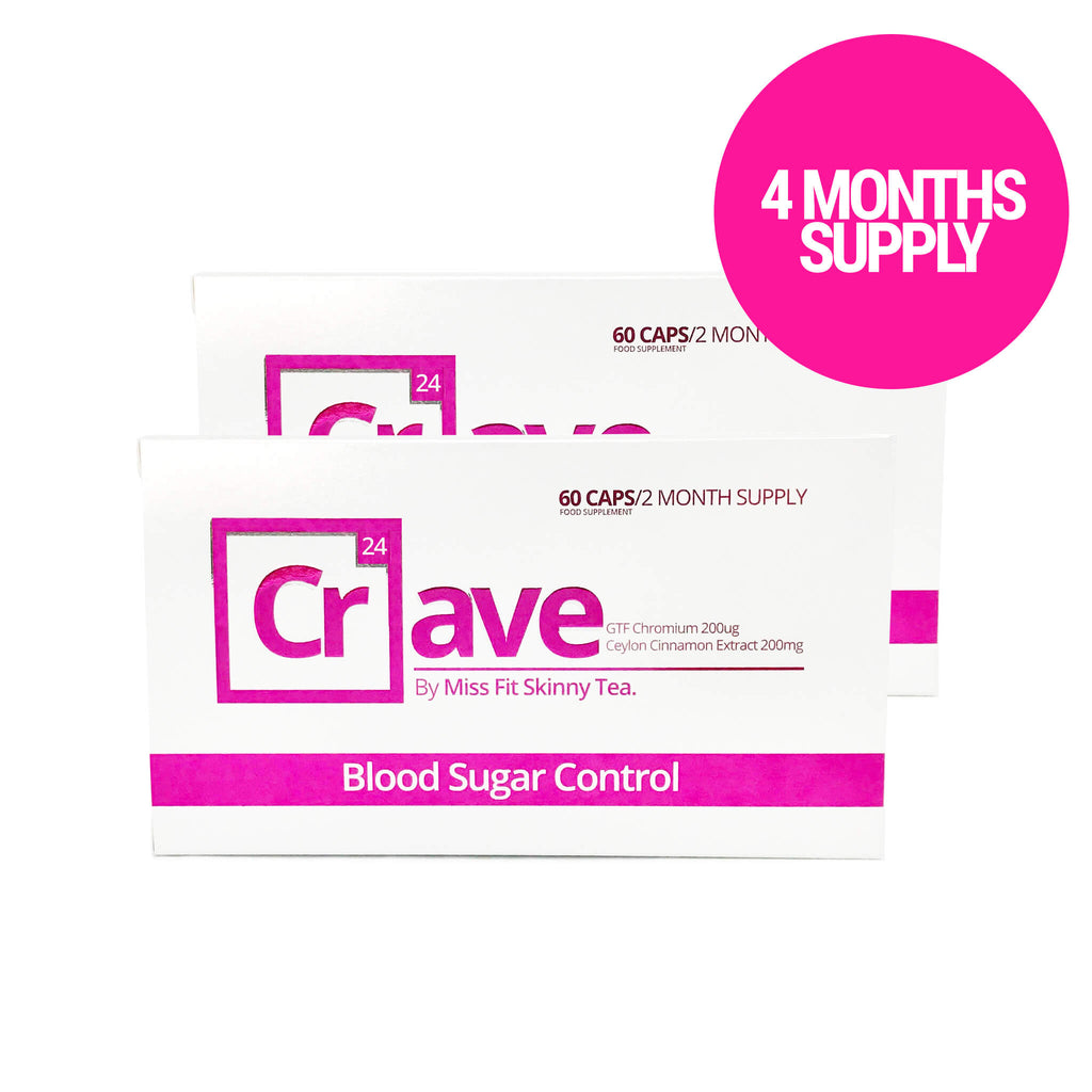 CRAVE 4 Month Supply