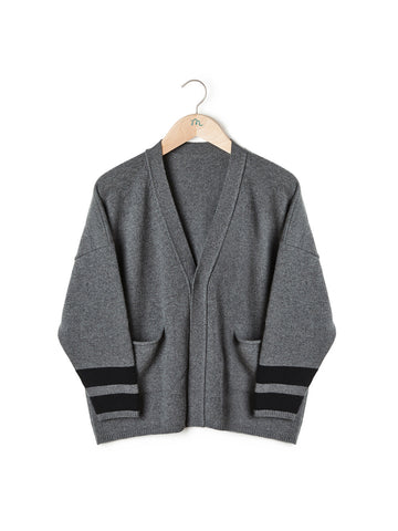 Gregorio- Cardigan With Pockets