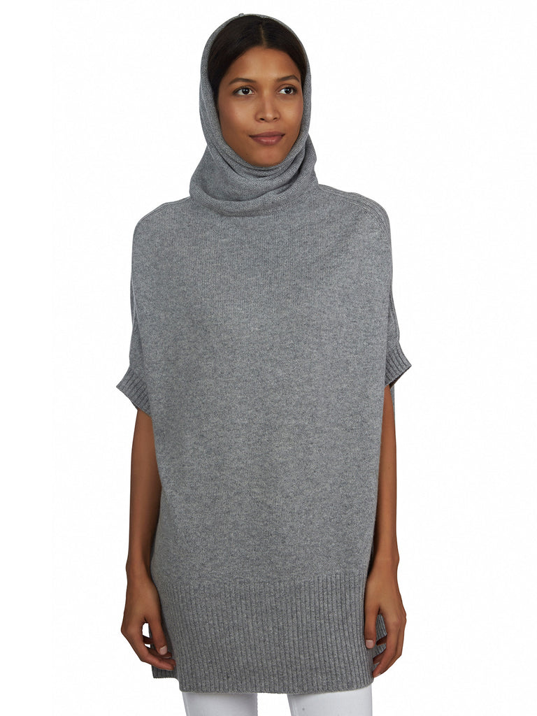Miki-Maxi Turtleneck   three quarter sleeves