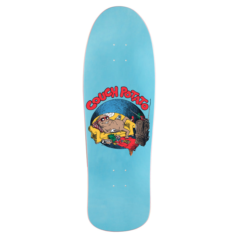 Couch Potato Dad Deck - 10""