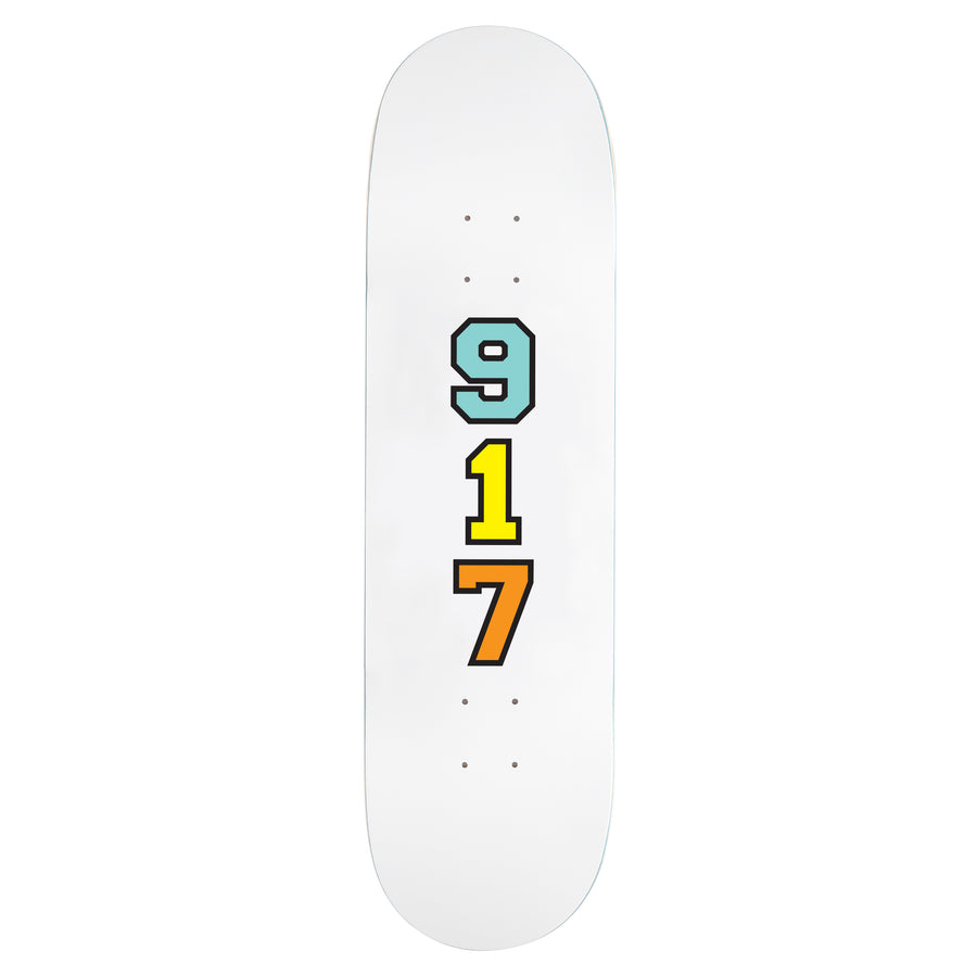 Genny's 917 Deck - 8.25""