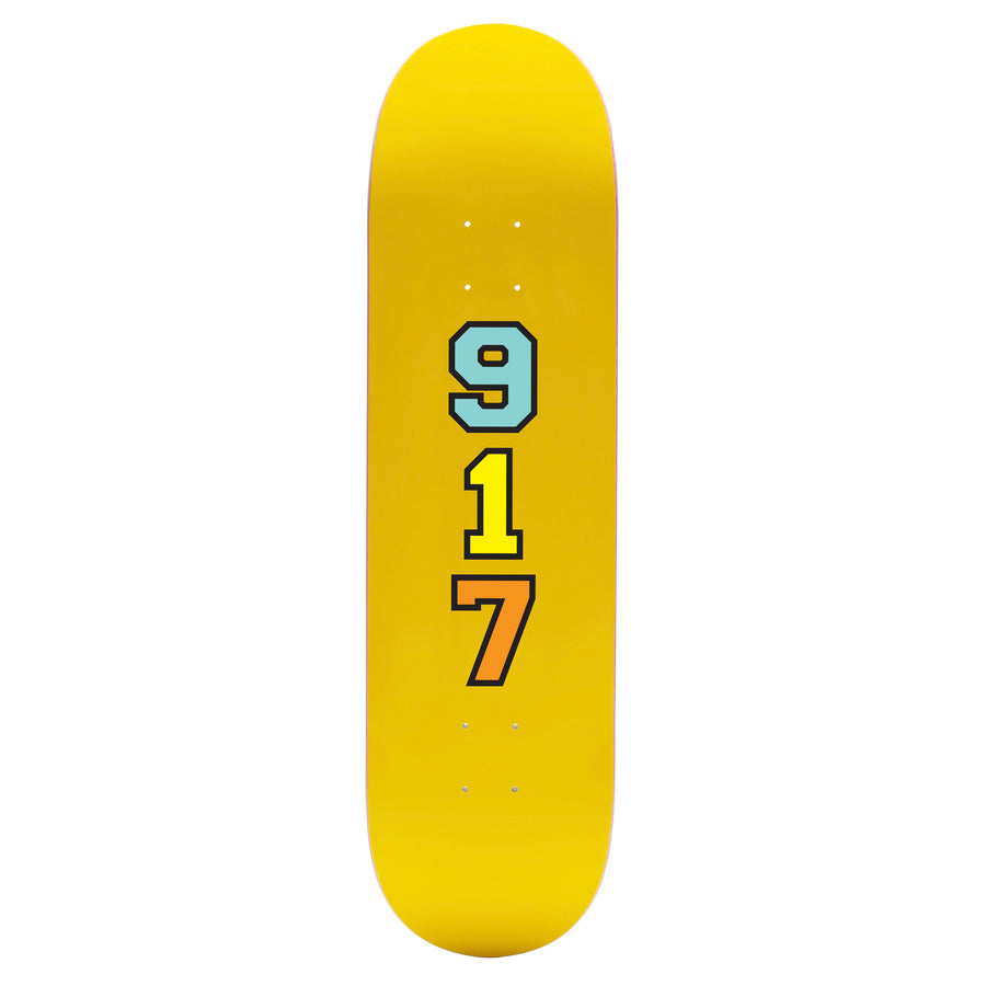 Genny's 917 Deck - 8.38""