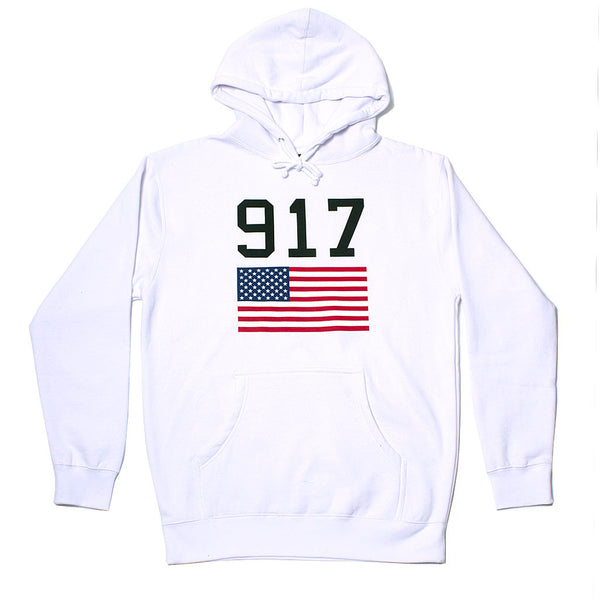 917 USA Pullover Hoodie