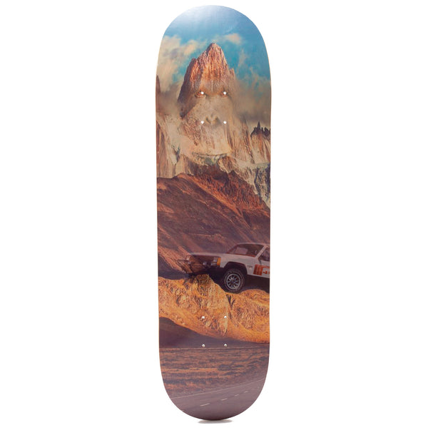 Sandy Parker Collage / Bennett Deck - 8.5""