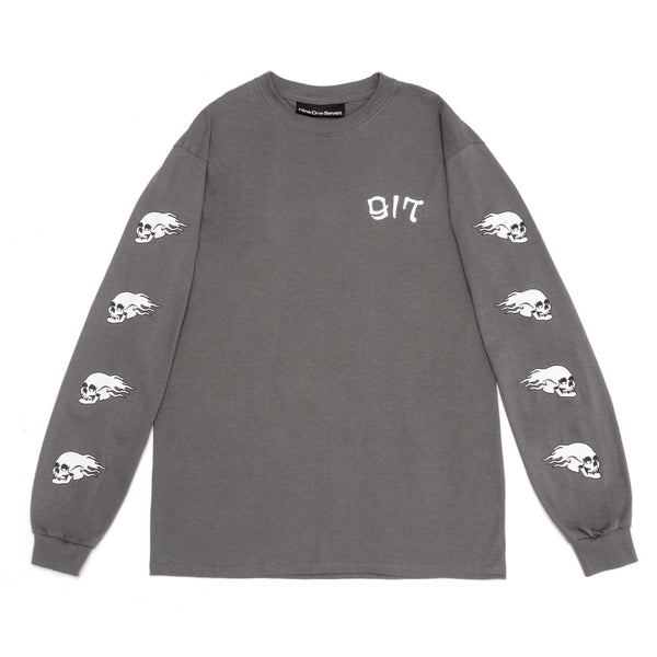 Max Palmer Rat Fck Long Sleeve T-Shirt