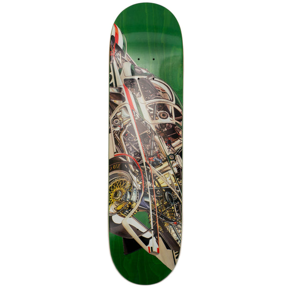 Racer One Deck 8.12""