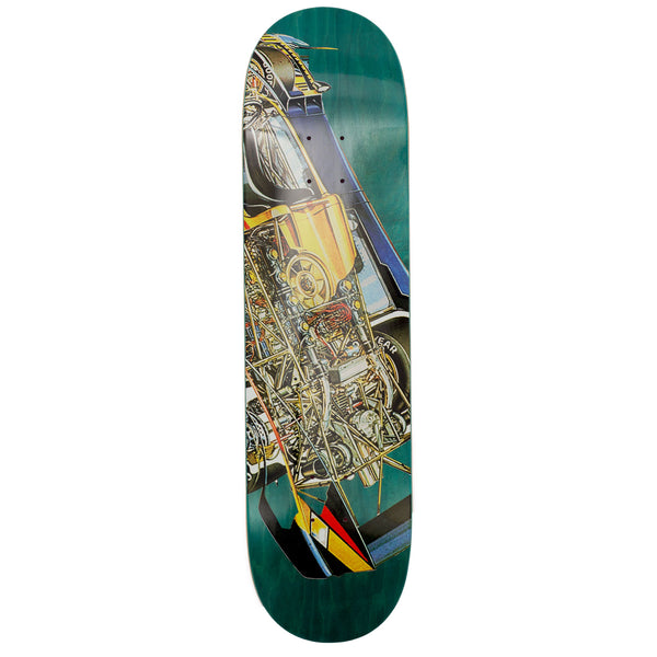 Racer Two Deck 8.25""