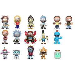 Rick and Morty Mystery Minis