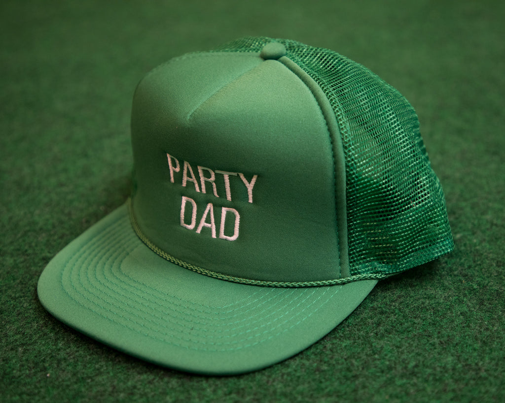 "Neon Joe ""Party Dad"" Trucker Hat"