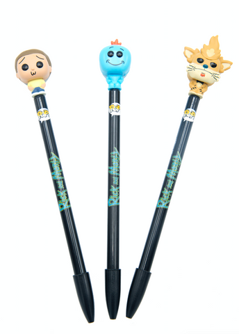 Rick and Morty Funko Pen with Topper