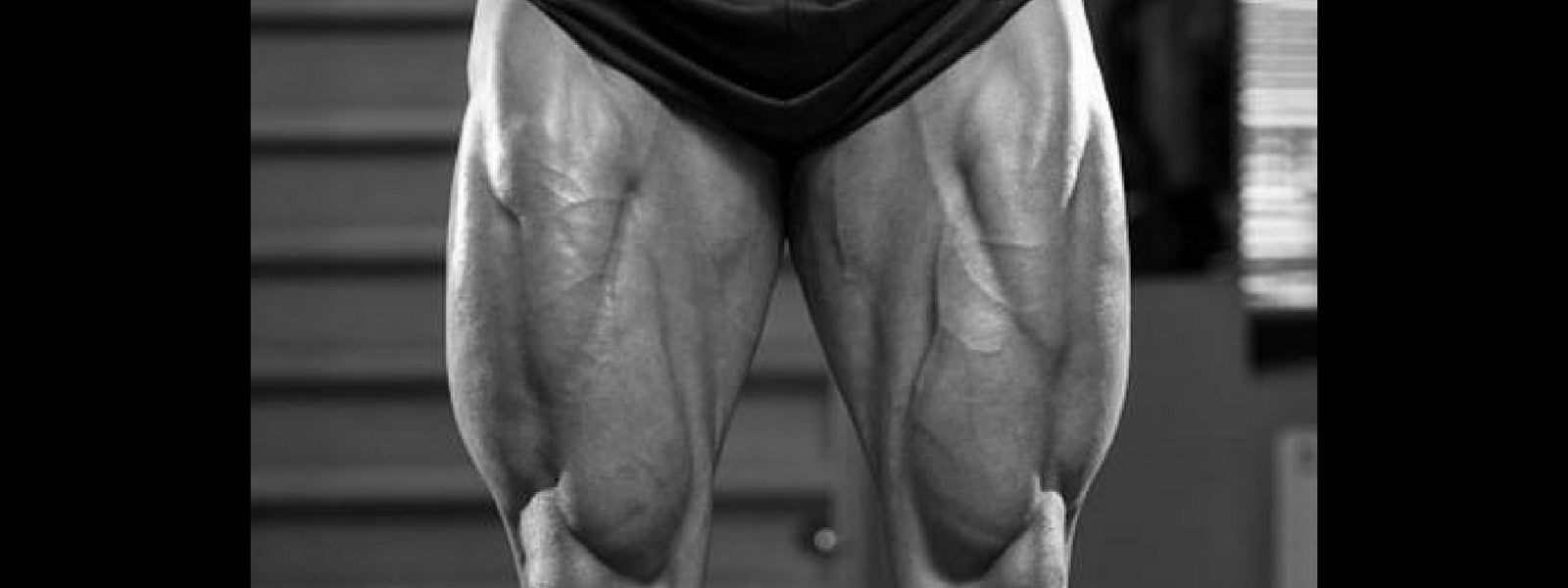 Exhaust your legs into building strong muscles