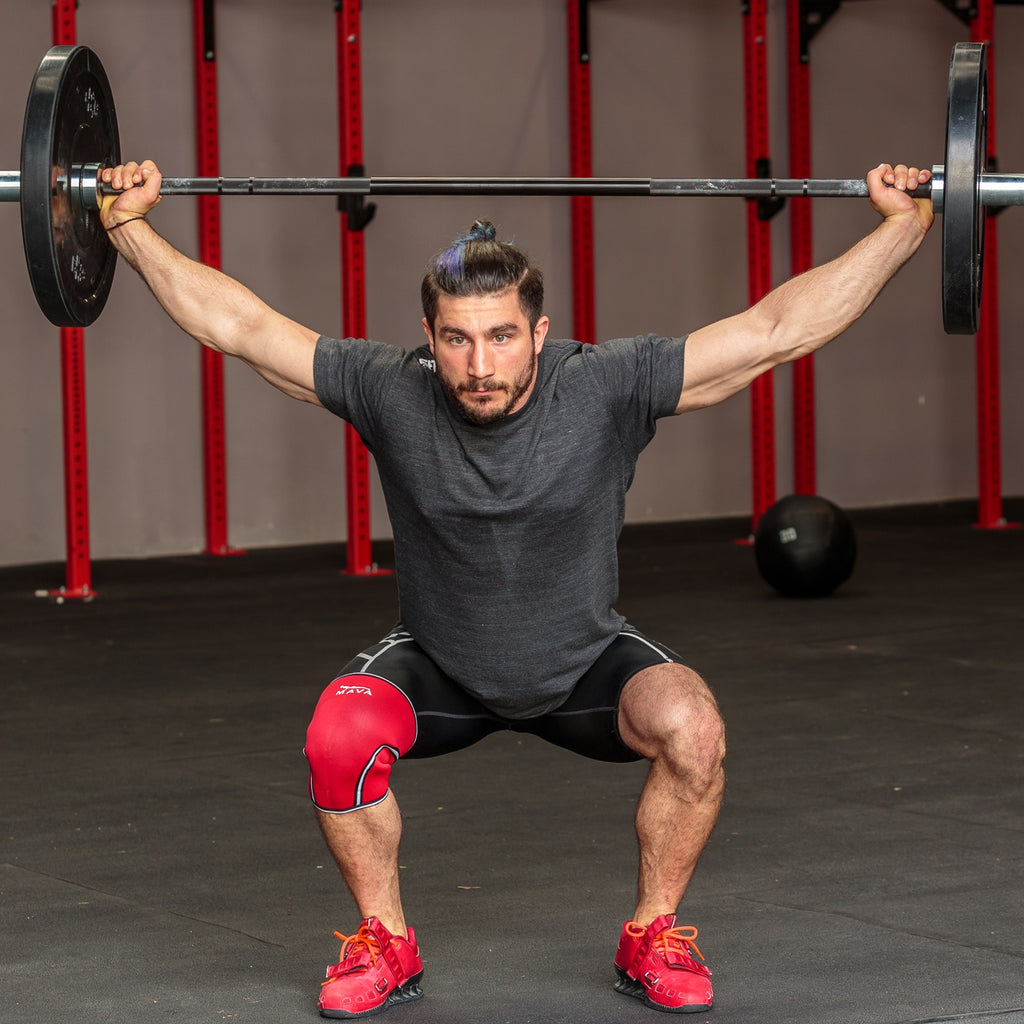 Master the snatch with these power-building tips