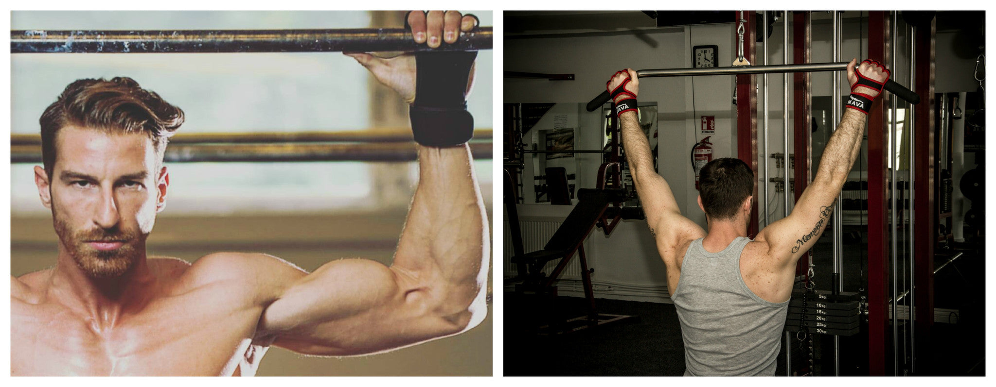STRETCH YOUR SLEEVES IN NO TIME! GET RIPPED BICEPS & TRICEPS 💪