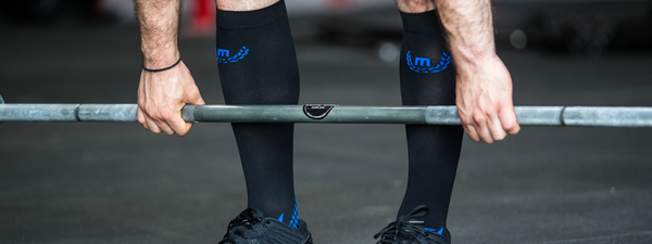 ENHANCED CIRCULATION AND CVD PREVENTION WITH COMPRESSION SOCKS