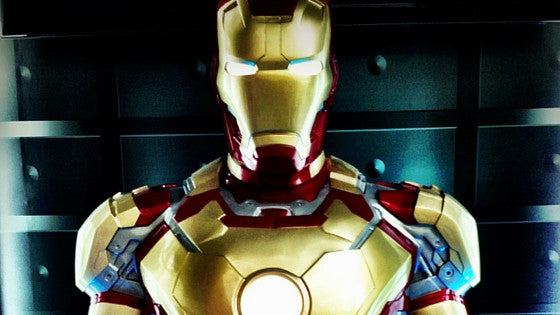 A SMALL PEEK INTO ROBERT DOWNEY JR.'S ROAD TO BECOMING MARVEL'S IRON MAN