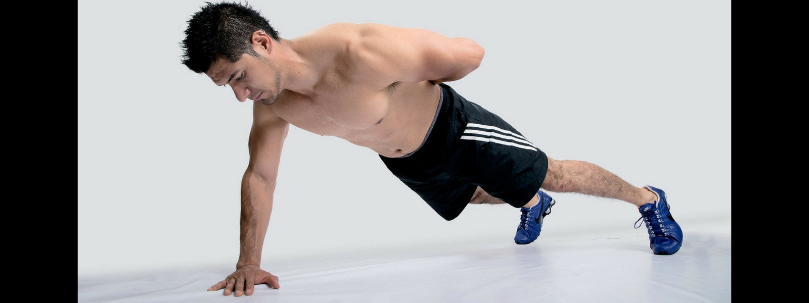 EXTREME PUSH-UPS FOR GREAT ARMS
