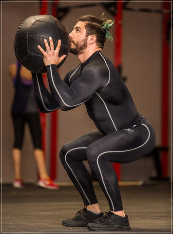 compression garments bodybuilder
