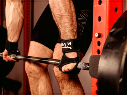 Mava Sports gloves that offer the best grip on the bar.