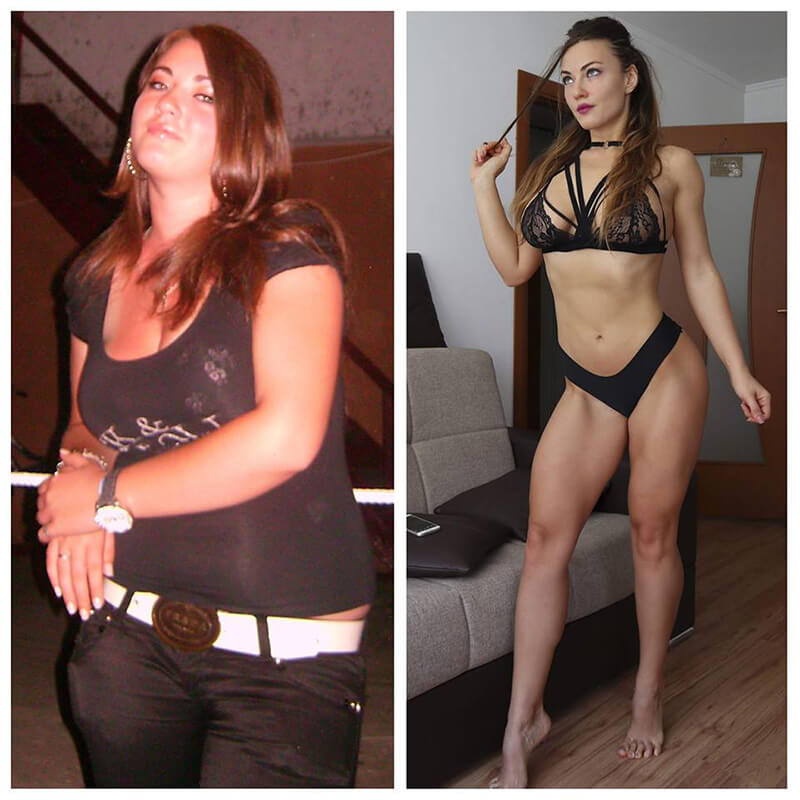 Greatest fitness transformation