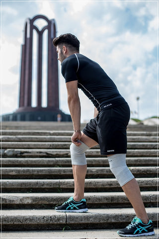 compression garments knee sleeves