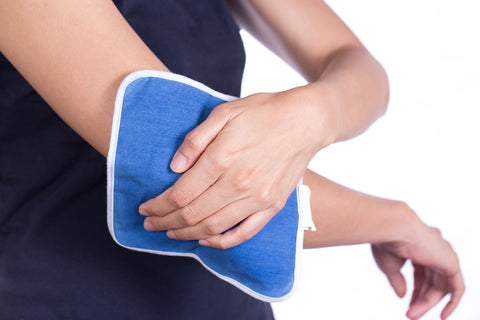 Immobilization of Elbow Pain