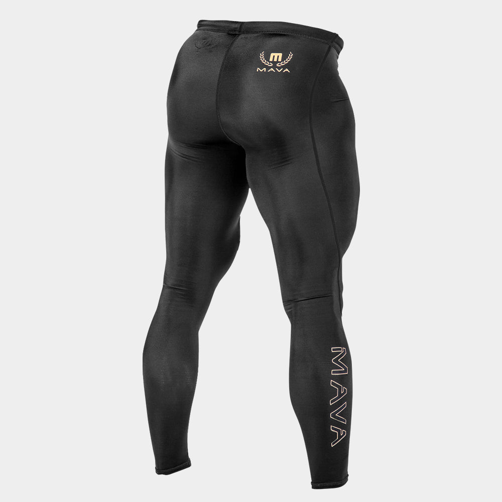 Mava® Men s Compression Long Leggings – Mava Sports 09aac33fac11