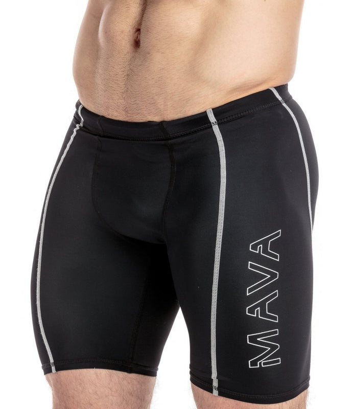 Mava® Men s Compression Short Leggings – Mava Sports 3ba95c5a8
