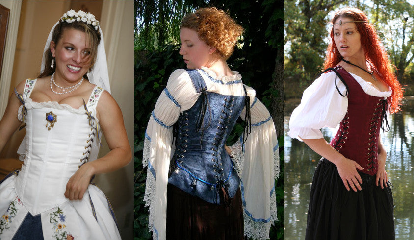 Crimson Gypsy Designs Fine Renaissance Clothing