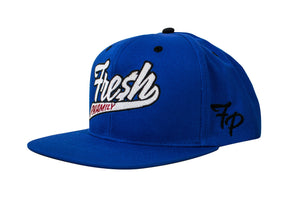 Blue Fresh Phamily Snapback
