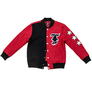 FRESH LETTERMAN JACKET