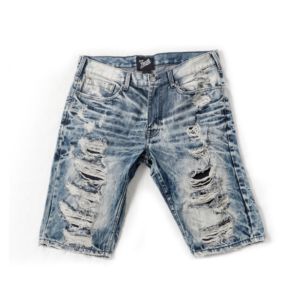 Fresh Ripped Denim (Blue)
