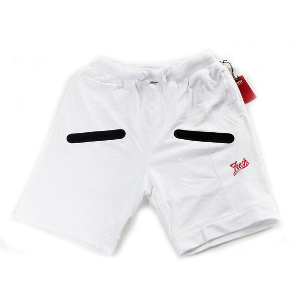 Fresh Runner Shorts (White)
