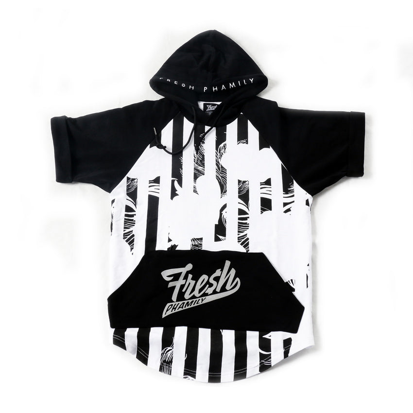 Keys SS Elongated Pull Over Hood