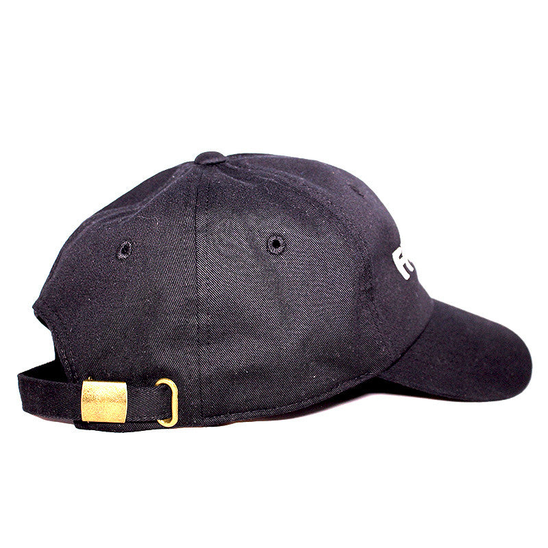 Dad Hat FPCMMXIII Black