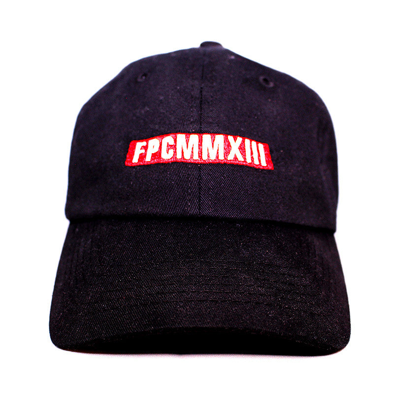 Dad Hat FPCMMXIII Red Label